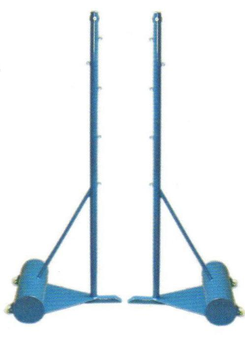 ZH-96移动式羽毛球柱
