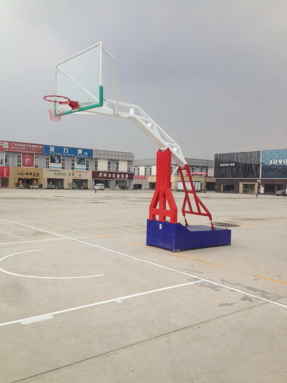 ZH-76移动式篮球架