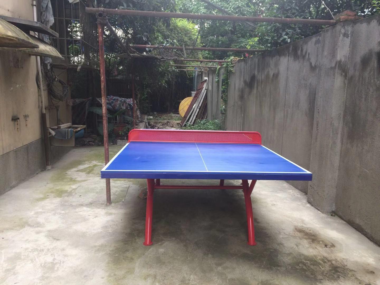ZH-122B室外乒乓球台
